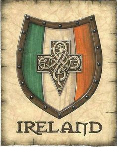 I am proud to be a true Irish and proud.
