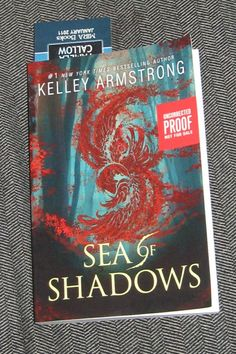 Book Review: Sea of Shadows by Kelley Armstrong | Alexia's Books and Such #bookreview
