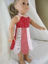 "Sundress American Girl 18"" Doll Clothes Handmade Dress"