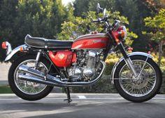 1970 Honda : CB750