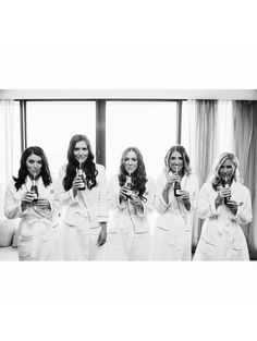 d6843992d8 Monogrammed bridesmaid robes by Jasmine and Will Personalized Pajamas