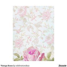 Sold. #vintage #rose #flowers #pretty #fleeceblanket #women #giftideas check more at www.zazzle.com/celebrationideas