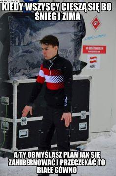 Kulm Stefan Kraft training before jump Wtf Funny, Funny Cute, Stefan Kraft, Ski Jumping, Read News, Skiing, Best Memes, Haha, Baseball Cards