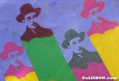 Fernando Pessoa   Street Art Street Art, Image, Fernando Pessoa