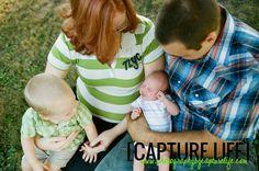 Carothers Family Photos {Film}