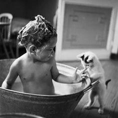 Nossos animais de estimação têm vida tão curta e, ainda assim, passam a maior parte do tempo esperando que voltemos para casa todos os dias. É impressionante quanto amor e alegria eles trazem para nossas vidas, e quanto nos aproximamos uns dos outros por causa deles.