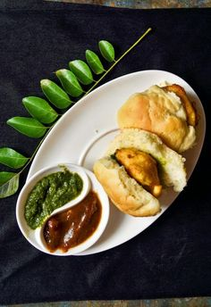 Vada pao recipe: Step by step recipe for all tie favorite street food vada… Indian Beef Recipes, Goan Recipes, Veggie Recipes, Ethnic Recipes, Indian Street Food, South Indian Food, Vada Pav Recipe, Kitchen Recipes, Cooking Recipes