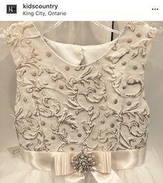 Communion Dresses, Blush Roses, Formal Wear, Girls Dresses, Ivory, Country, Detail, Kids, Instagram