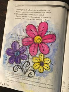 Psalm 2 Bible Journaling Through the Psalms
