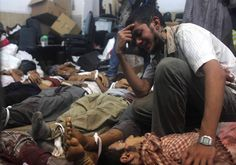 Bloodbath that is not a bloodbath': Why Egypt is doomed