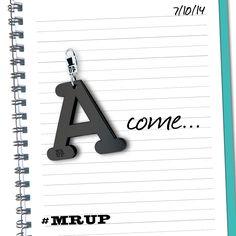 A come… Amore o Amicizia? Tu scegli il significato, Mr.Up ti dà l'iniziale! #MrUp #FashionJewels  →www.mrup.it←