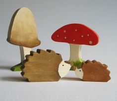 wooden baby toys on Etsy