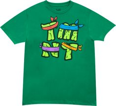 You found this TMNT T-Shirt on the Shirt List and it really needs a better description. Add a comment and I will get right on it.
