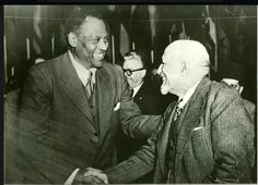 DuBois and Robeson.