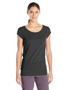 Camp Clothing - Icebreaker Womens Sublime Short Sleeve Tee *** Read more reviews of the product by visiting the link on the image.
