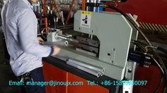 ladder riveting machine