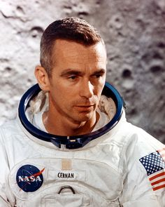 Gene Cernan, Apollo 10 (1969) Nasa Missions, Apollo Missions, Astronauts In Space, Nasa Astronauts, Eugene Cernan, Apollo Spacecraft, Apollo Space Program, Nasa Photos, Nasa History