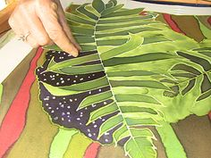 silk painting workshops