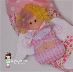 Sonhos de Mel 'ੴ - Crafts em feltro e tecido