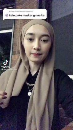 Modern Hijab Fashion, Hijab Fashion Inspiration, Muslim Fashion, Simple Hijab Tutorial, Hijab Style Tutorial, Stylish Hijab, Casual Hijab Outfit, Pashmina Hijab Tutorial, How To Wear Hijab