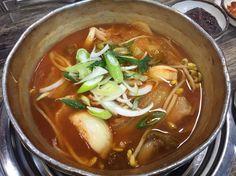 2015.3.18 점심. 김치 찌개