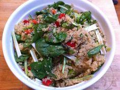 Spring Quinoa Salad | Reboot With Joe