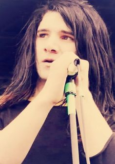 Skrillex AKA Sonny Moore!!! LOOK AT HIS ADORABLE BABY FACE!!!