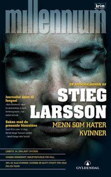 Fantastisk bra krim triologi av Stieg Larson. #must-read