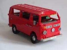 Lego VW T2