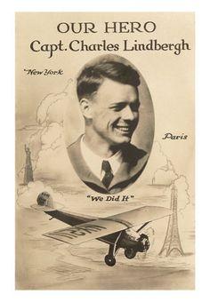 Charles lindbergh essay