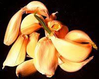 Bible Herbs From A-Z ... e.g. fresh garlic