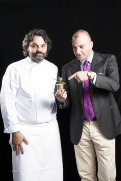 The Chef and The Olive Oil Master: Marco Stabile and Fausto Borella