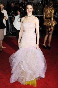 Rachel Weisz Style, Fashion & Hair pictures   British Vogue