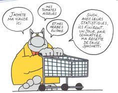 Bric-à-brac d'humour : Courses Teaching French, Big Data, Satire, Vignettes, Jokes, Lol, Comics, Cartoons, Robert Doisneau