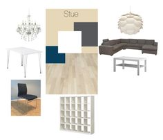 """stue"" by hegedybvig on Polyvore featuring interior, interiors, interior design, home, home decor and interior decorating"