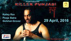 Trailer   Killer Punjabi   Punjabi Film   Releasing 29 April 2016