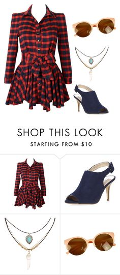 """""""Untitled #4033"""" by peacelover4 on Polyvore featuring Dorothy Perkins and Accessorize"""