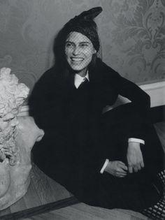 Bianca Balti smiles for Manuela Pavesi in Grey Magazine F/W 2012