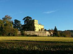 La villa del Marchese Capelletti.
