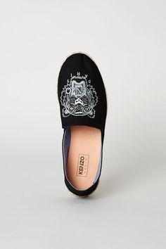 Kenzo Tiger Espadrilles - Kenzo Shoes Men - Kenzo E-shop