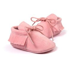 Sizes are as follows: Size 1: 0-6 Months Size 2: 7-12 Months Size 3: 13-18 Months Product Specifications: Item Type: Baby First Walkers Closure Type: Slip-On Upper Material: PU Pattern Type: Solid Fit