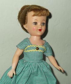 1950/'s Ideal LITTLE MISS REVLON doll Booklet//leaflet Reproduction
