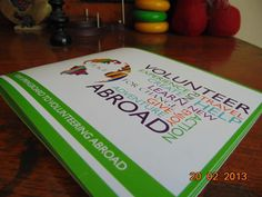 A quick reminder to all those that are requesting a copy of our Volunteer Abroad Booklet 2013.... Please send your email via facebook message or to contact@placeforchange.com and we'll send you a free copy asap! We will also have one of our volunteer coordinators contact you for further assistance and offers. Thanks  Happy Volunteering!