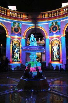 Lights Fest at Lyon, France