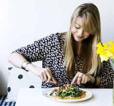 We spoke to Sarah of My New Roots re all things whole foods & her new cookbook. http://www.thecoveteur.com/sarah-britton-blog-my-new-roots/