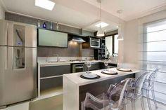 Cozinhas Pequenas, Modernas e Planejadas – veja modelos e dicas!                                                                                                                                                                                 Mais