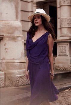 Lock & Co One Shoulder, Shoulder Dress, Campaign, Hats, Dresses, Fashion, Vestidos, Moda, Hat