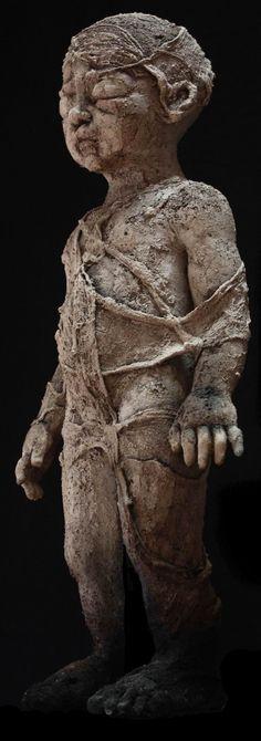 Evelyne Galinski Sculpture