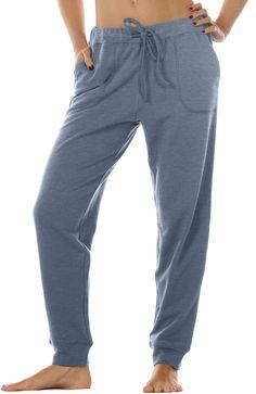 icyzone Women's Active Joggers Sweatpants - Athletic Yoga Lounge Pants with Pockets Yoga Pants With Pockets, Jogger Sweatpants, Lounge Pants, Fashion Brands, Pajama Pants, Topshop, Athletic, Stylish, Image Link