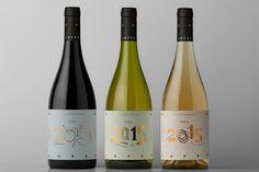 Vinos Frios del Año — The Dieline - Branding & Packaging